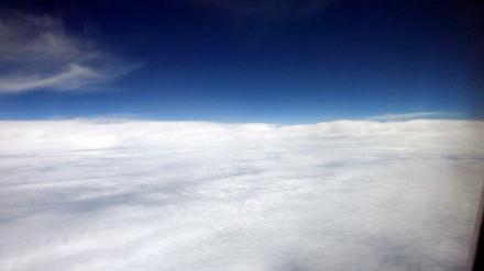 구름의 바다. 운해.