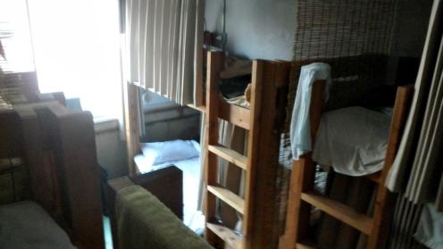 8인 혼성 방.